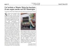 LA VOCE  07 marzo 2014 pg 10