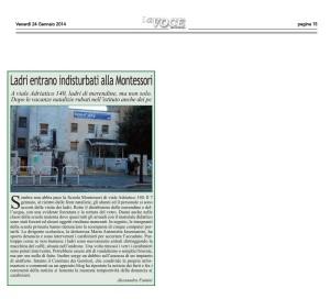 LA VOCE  24 febbraio 2014 pg 15