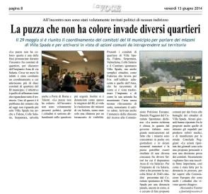 LA VOCE  13 giugno 2014 pg 8